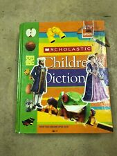 Scholastic Children's Dictionary (2007, Hardcover, Revised)