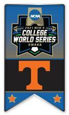 2021 NCAA College World Série Broche Tennessee Look Pour Le Cws Program En Store