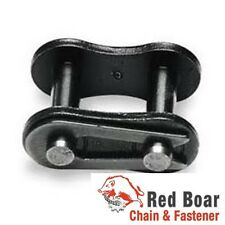 """#25 Connecting Link (QTY 10) for #25 roller chain 1/4"""" Pitch Master Link"""