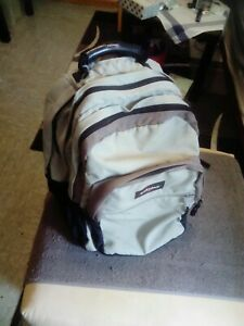 Rucksack Eastpack, grau/schwarz, unisex, 36-35 L