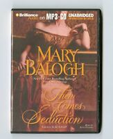 Then Comes Seduction  by Mary Balogh - MP3CD - Audiobook