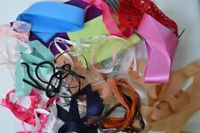 Ribbon Bundle Mixed Value Bag Offcuts Pack Fabric Bundle Craft Material Sewing