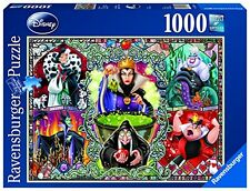 Ravensburger Disney Villians  Wicked Women Gothic Puzzle  1000-Piece