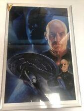Star Trek: Next Generation Poster   Art Print   Picard