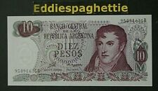 ARGENTINA 5 Peso ND(1976) Serie D UNC P-300
