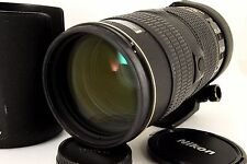 322 Nikon AF-S Zoom NIKKOR 80-200mm f/2.8 D with HOOD ***EXC-*** READ