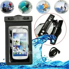 Waterproof Underwater Case Cover Bag Dry Pouch for iPhone 6 Samsung Galaxy Phone