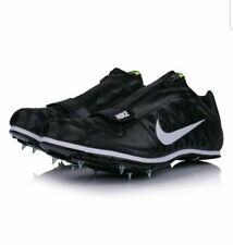 Sz 11.5 Nike Zoom Long jump 4 Track & Field Spikes Cleats Black White 415339 017
