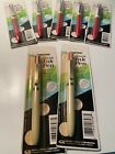 New Old Stock in original packaging Vintage NOS Empire 4 color Ink Pen Lot  of 7
