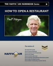 The HaffHour Handbook Series on How to Open a Restaurant: Learning how to make