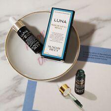 NIB Sunday Riley Luna Retinol Sleeping Night Oil Travel Size 0.17 oz/ 5ml