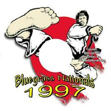 1997 Bluegrass Nationals Karate Tournament DVD 2 hours long