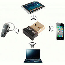 Neu Bluetooth V4.0 Adapter Mini Dongle Stick USB 2.0 Dual-Mode HighSpeed Dongle