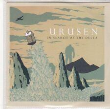 (EE334) Urusen,  In Search Of The Delta - 2012 DJ CD