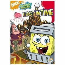 Spongebob Squarepants: Lost in Time (DVD, 2006) Disc Only !!