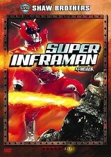 SUPER INFRAMAN Shaw Brothers Rare OOP DVD in Slipcase Brand New Factory Sealed