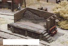 Ratio 505 Locomotive Coaling Stage 00 Gauge = 1/76th Scale Plastic Kit -1st Post