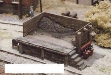 Ratio 505 Locomotive Coaling Stage 00 Gauge = 1/76th Scale Plastic Kit -1st Post