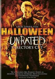 Halloween (DVD, 2009, WS Unrated Directors Cut) ** DISC ONLY **