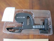 Lg K-9 Claw All In One Dog 10' Leash Pooper Scooper LED Flashlight Bag