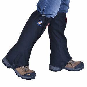 Anti-Bite-Snake Guard Leg Protection Gaiter Cover Hiking Camping Hunting US