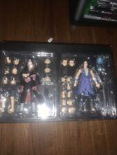 sh figuarts sasuke and Itachi uchiha