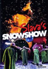 Slava's Snowshow NEW PAL Arthouse DVD Wayne Harrison Slawa Polunin