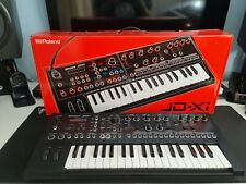 Roland JD-Xi Analog/Digital Crossover Synthesizer  - Boxed, Mint, with Overlays.