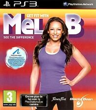 GET FIT WITH MEL B         --  NEUF   -----   pour PS3