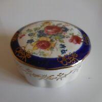 Bonbonnière coffret bijoux porcelaine KA art nouveau KHALA Allemagne N4870