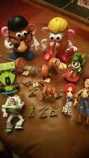 Paquete De Toy Story Buzz Woody Jessie Slinky perro el señor & la Sra. Potato Bullseye Rex