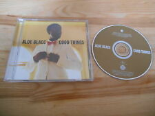 CD Pop Aloe Blacc - Good Things (13 Song) VERTIGO STONES THROW