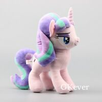 Starlight Glimmer Plush Toy Soft Stuffed Animal Doll Cartoon Unicorn Figure 12''