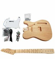 Guitare électrique Telecaster Kit à finir soi-même