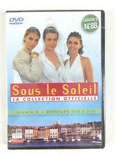 DVD Sous Le Soleil Saison 9 N°88 Neuf
