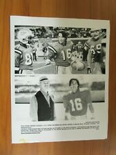 Glossy Press Photo 2000 The Replacements Gene Hackman Keanu Reeves Football