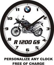 2010 BMW R 1200 GS WALL CLOCK-FREE USA SHIP
