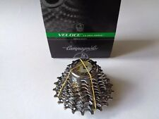 *NOS Campagnolo Veloce 9 speed Ultra-Drive System 12-23T cassette*