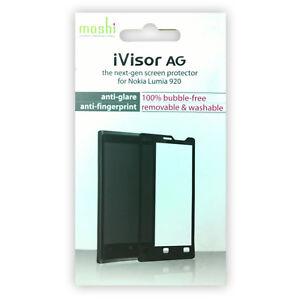 Moshi iVisor AG Reusable Anti Glare Screen Protector For Nokia Lumia 920