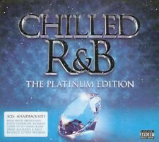 Various - Chilled R&B: The Platinum Edition (3xCD 2013) Usher; Keys; Drake; Mars