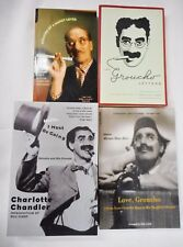 Groucho Marx Letters to Miriam Hello I Must be Going Mangy 4 books Biography LN