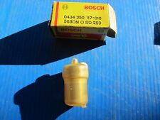 Injecteur DN0SD259 pour: BMW: 324, 524, Argenta, Croma, Duna, Regata, Ritmo,