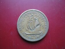 British Caribbean Territories 1964 5 Cents Eastern Group