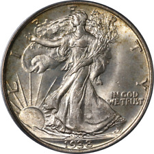1938-P Walking Liberty Half PCGS MS66 Nice Eye Appeal Nice Luster Strong Strike