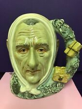 LARGE ROYAL DOULTON TOBY JUG MARLEY'S GHOST D7142 **LIMITED EDITION & RARE**