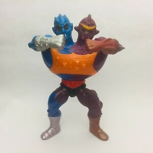 TWO BAD Vintage 1984 He-Man Masters of the Universe MOTU #1