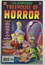 Treehouse of Horror 16 Lemmy Motorhead Dorkin Kuper Morrison Bart Simpson HTF NM