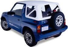 Ersatzverdeck weiss Suzuki Vitara (88-04) Softtop Verdeck Top Cabrioverdeck