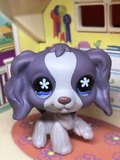 Littlest Pet Shop Figure Puppy RARE LPS#1209 Cocker Spaniel Doll Puppy Figure
