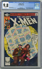 1981 X-Men 141 CGC 9.8 White Pages